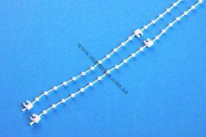 Нижняя цепочка вертикальных жалюзи